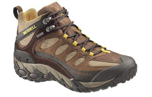 Merrell Refuge Core Mid Waterproof castle rock/light firefly